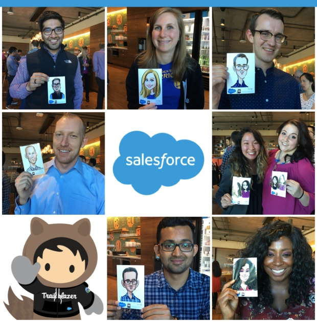Salesforce company event